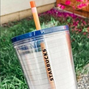 STARBUCKS BACK TO SCHOOL TUMBLER NOTEBOOK CUP MUG